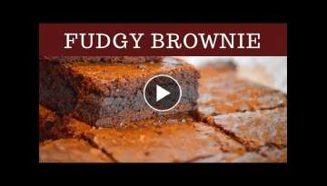 1905 FUDGY (SAKIZ KIVAMINDA) BROWNIE | Zeynep'in Elinden